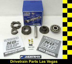 Powertrax Ford 3 4 Shaft 8 8 28 Spline No Slip Syncronized Locker Open Carrier
