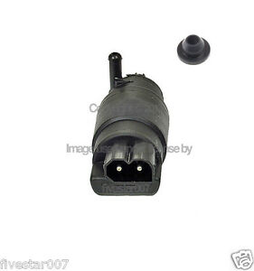 Oem Front Windshield Wiper Electric Washer Pump Grommet Rubber Seal For Bmw