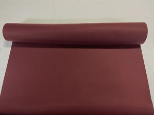 Maroon Upholstery Auto Pro Headliner Fabric 3 16 Foam Backing 72 L X 60 W