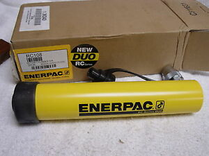 Enerpac Rc 108 Duo Series Hydraulic Cylinder New