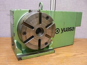 Yuasa Spdx 6hs 7 Diameter Programmable Indexer Rotary Table