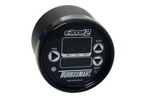 Turbosmart Universal Eboost2 Boost Controller Gauge Free Shipping Ts 0301 1011