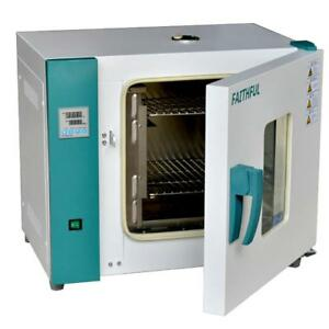 Lab Stainless Steel Horizontal Constant Temperature Drying Oven 250 c 14 14 14