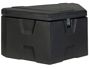 Buyers Products 1701680 18x19x36 Black Poly Trailer Tongue Truck Box