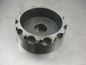Ingersoll Indexable Face Mill 1 5 Arbor 6x2a06r01 04476 loc1569