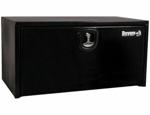 Buyers Products 1734303 Steel Underbody Toolbox 3 pt 24 H X 24 D X 30 W