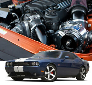 Challenger Hemi Rt 5 7l 11 14 Procharger P1sc1 Supercharger Ho Intercooled Tuner