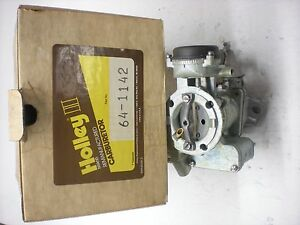Holley Reman Carter Yf Carburetor 6094s 1970 1971 American Motors 199 232 258