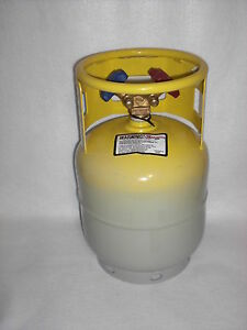 Refrigerant Recovery Tank butane Recovery 15 Lb New Retest Date 02 2020