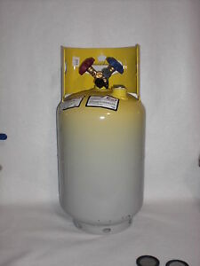 Refrigerant Recovery Tank butane Recovery 30 Lb New Retest Date 02 2020