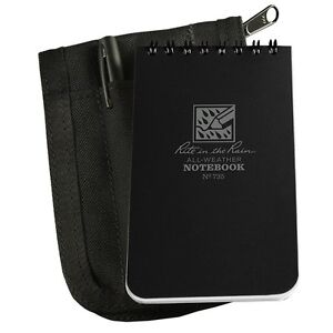 Rite In The Rain 735b kit All weather Universal Spiral Notebook Kit Black