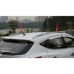 Sliver Side Bars Rails Roof Rack Fit For Hyundai Tucson Ix35 2010 2011 2012 2013