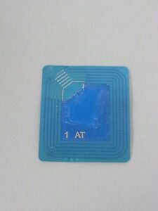 2 000 Rf 8 2 Mhz Security Label Checkpoint System Compatible Color Clear