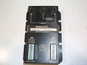 New Ssac Digital On off Plug In Recycling Timer Rs4b13 1885s46 Free Shipping