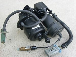 Gm Oem Air Compressor W Rebuilt Dryer Newparts Tested 20 Point Inspection 324c