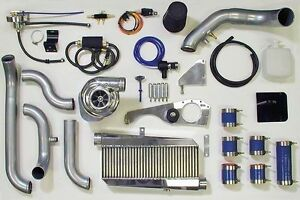 Integra Gsr type R 1 8l Procharger C 1a Supercharger Ho Intercooled Tuner Kit