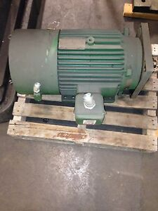 Toshiba 15hp 3 phase Induction Motor S392713h4015