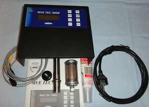 Mve Tec 3000 Freezer Controller For Cryogenic Freezer New
