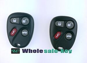 315mhz Keyless Entry Remote Key Fob Transmitter Clicker Uncut Blade For E46