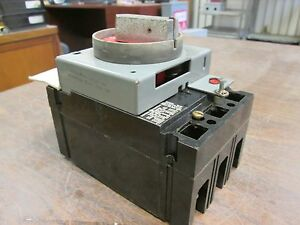 Ge Circuit Breaker Thed126030 30a 600v 2p Used