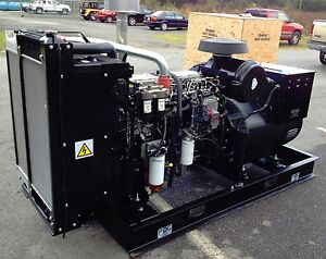 200 Kw Diesel Generator Perkins Stationary Use
