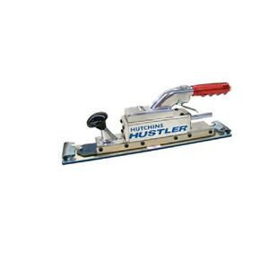 Hutchins 2000 Hustler Straight Line Air File Sander Psa Paper Stick Type