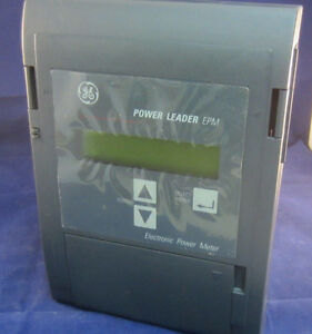 General Electric Electronic Power Meter Model Ple3esg14