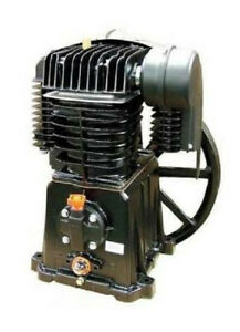 Air Compressor Pump Two Stage 17 25cfm 5hp