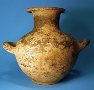 Hellenistic Greek Hydria Ancient Art Antiquities