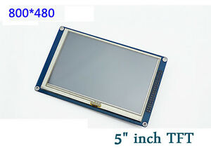 5 Inch Tft Lcd Display Module 800x480 Touch Panel Sd For Arduino Uno R3 Due
