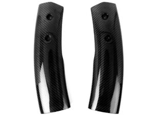 Carbon Fiber Interior Console Post Trims For Mini Cooper R50 R52 R53