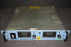 Emi 600v 1a Programmable Variable Output Dc Power Supply Tcr600s1 1 d 0813b