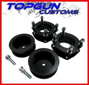 2005 2010 Jeep Grand Cherokee Wk 3 Front Rear Full Steel Spacers Lift Kit