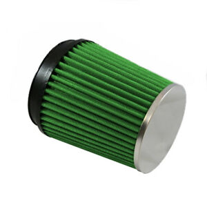 Green Filter 2374 4 5 Universal Cone High Performance Air Filter