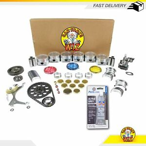 Engine Rebuild Kit Fits 99 06 Chevrolet Gmc Astro Blazer 4 3l V6 Ohv 12v