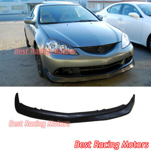 Mu gen Style Front Bumper Lip urethane Fits 05 06 Acura Rsx 2dr