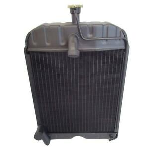 New Radiator For Ford Tractors 2n 8n 9n With Cap