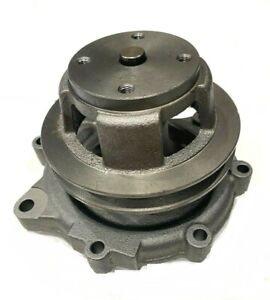 82845215 New Water Pump For Ford Tractor 230a 2310 4600 6600 7000 W 2 Gaskets