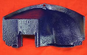 Ih Farmall Side Dresser Galvanized Hopper Fertilizer Gate Plate Cub Super A 140