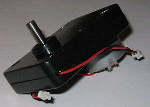 40 Rpm Gearhead Motor With Normally Open Switch 12v Dc High Torque 6 35 Mm