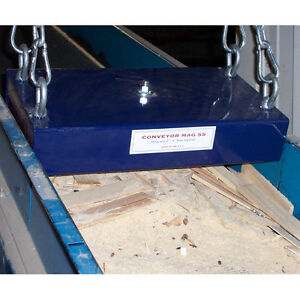 18 Inch Industrial Conveyor Magnet By Amk