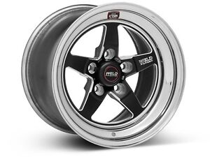 2005 2006 2007 2008 2009 Mustang Gt Weld Rts Rt S Forged Aluminum Black 15 X10