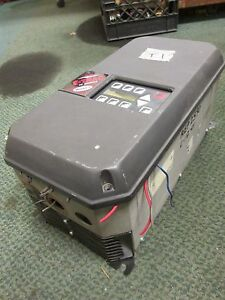 Tb Wood s Ac Drive Wfc4007 5c 7 5hp Used Missing 2 Cover Screws