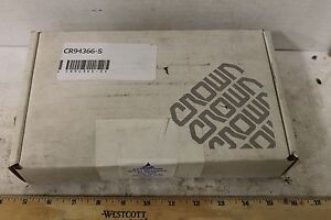 Oem Crown Power Supply Assembly 94366 s New Old Stock Forklift Parts