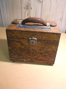 L n Potentiometer Leeds Northrup Vintage In Wooden Case Free Shipping