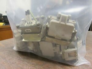 Thomas Betts 6 Pin Connector 16a 380v Lot Of 6 Used