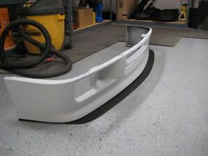 Bmw E30 Mtech 2 Ii Splitter Chin Lip 325is 318is 325 318 Fits Onto M Tech Ii Lip