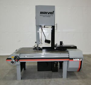 11231 Marvel Series 8 Mark Ii Vertical Bandsaw 18 X 28