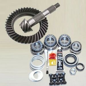 4 10 Ring And Pinion Master Bearing Installation Kit Dana 44 Jk Rear