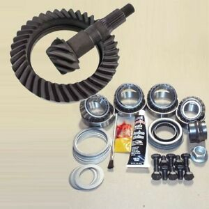 4 10 Ring And Pinion Master Bearing Installation Kit Dana 44 Jk Rear Rubicon